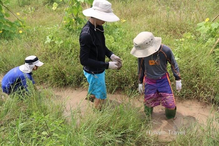 Hanoi fishing trip
