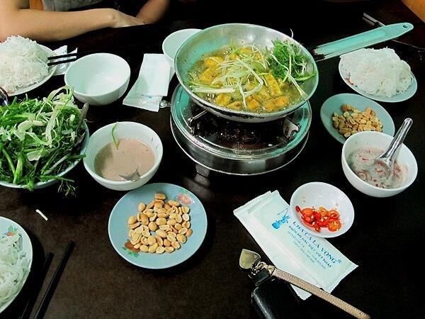 Hanoi grilled fish