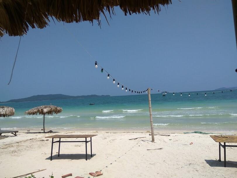 Hong Vanh Beach