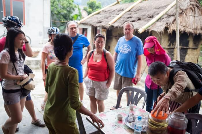 Local family visit V