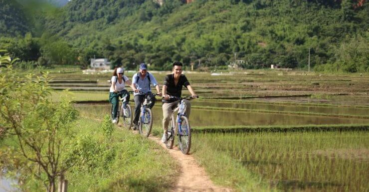 Northwest Vietnam Adventure by bike 3 days trip