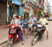 Guided rural Motorbike day tour out of Hanoi