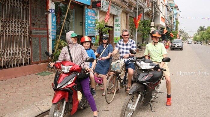 Hano motorbike day trip