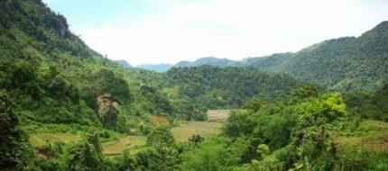 Ngoc Son Ngo Luong Eco Tours 4 days : Jungle trek, homestay, bamboo rafting and waterfall
