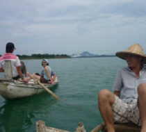 Thac Ba lake exploration with an overnight stay at Vu Linh Eco Lodge