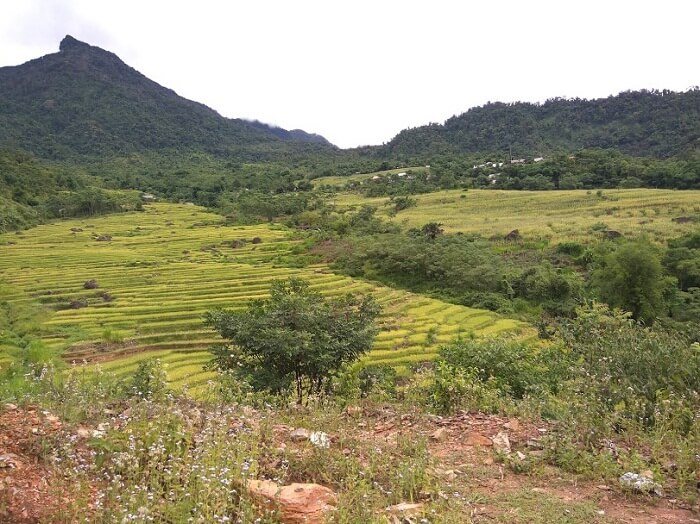 Pu Luong trek 5 days