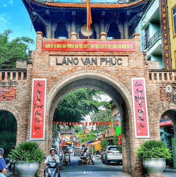 Van Phuc village gate