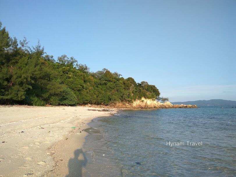Van Chay beach