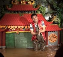Half Day Backstage Hanoi Water Puppet Experience