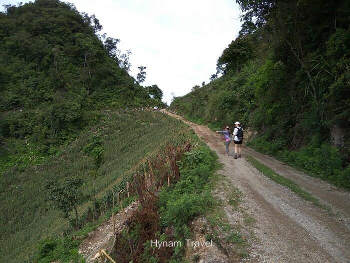 Pu Luong easy trek