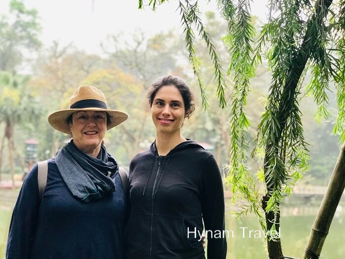 Hidden Hanoi city walking tour