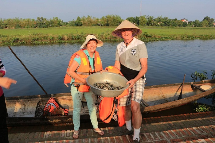 Thanh Toan village eco tour