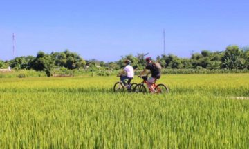 La Chu village bikking