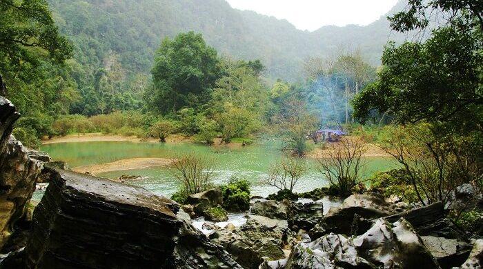 Tu Lan Cave Extrodinaire day tour