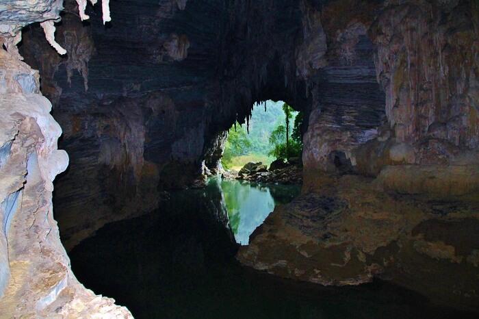 Tu Lan cave 3 days