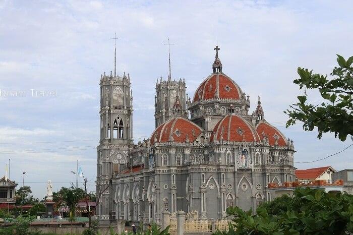 Hai Hau cathedral