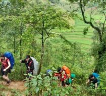 Sapa Remote Adventure trekking