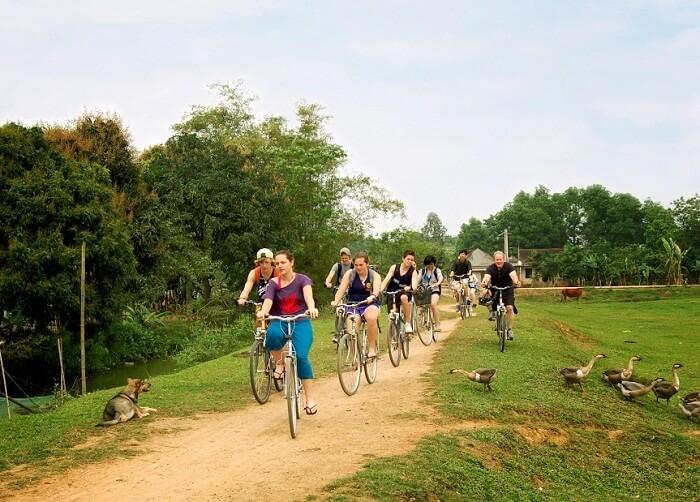 Ninh Binh biking