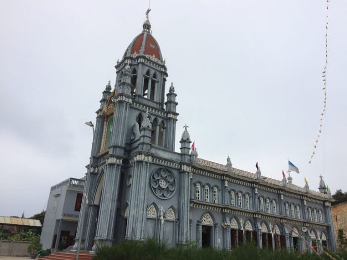 Coto church