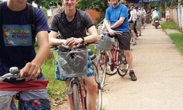 Cycling Vinh Long