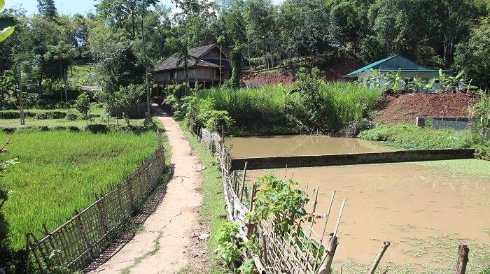 Mai Chau trekking day trip