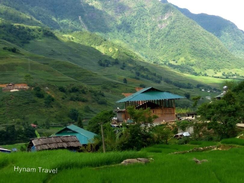 Lao Chai rice field