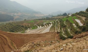 Sapa half day trekking tour