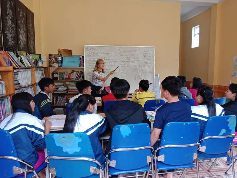 Sapa school tours