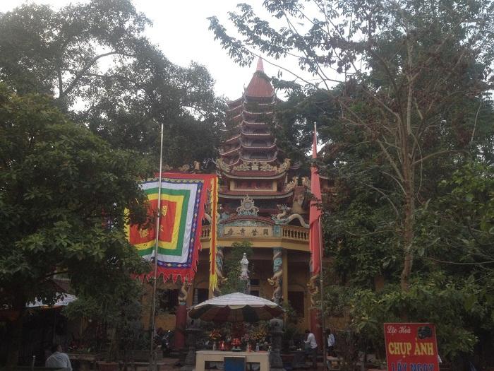Mother Goddess Temple