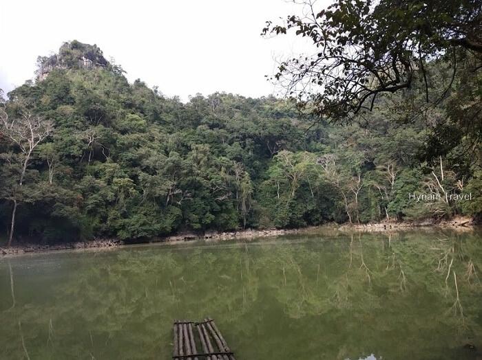Fairy pond Ba Be