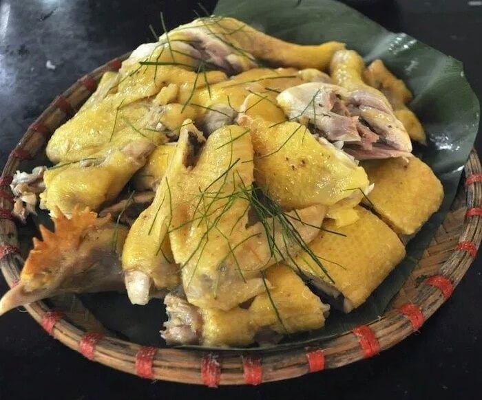 Freeran chicken Mai Chau