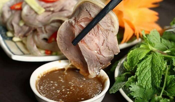 Ninh binh restaurant