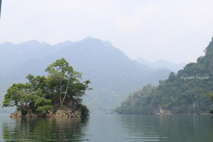 Ba Be lake tour from Hanoi