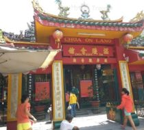 Authentic Ho Chi Minh china town walking tour