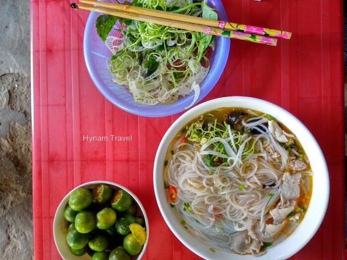 What to eat in Coto island