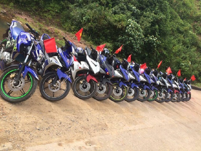Travel by motorbike to Lang Son