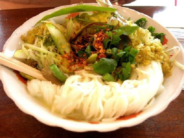 Battambang street food