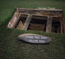 Original Cu Chi Tunnel half day