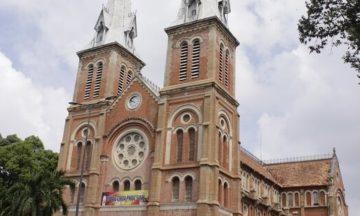 Sai gon cathedral