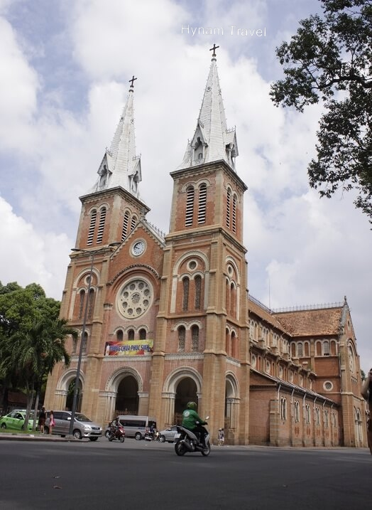 Sai gon cathedral