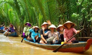 Mekong day trip from Ho Chi Minh city