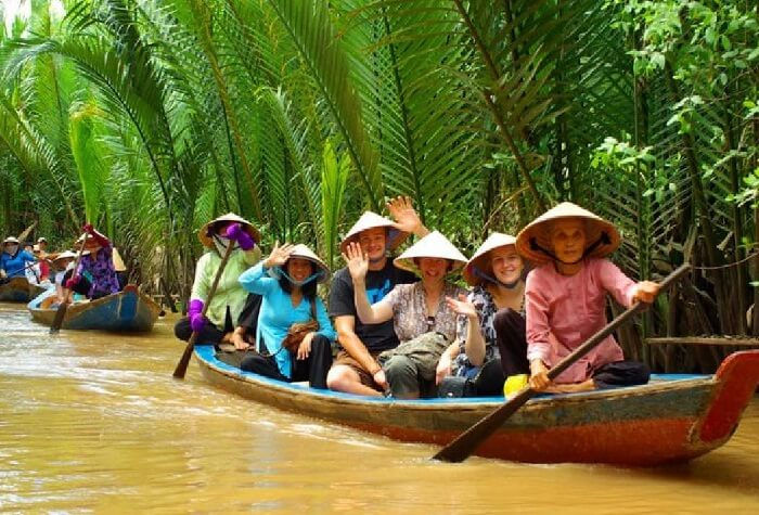 Mekong day tour from Ho Chi Minh city