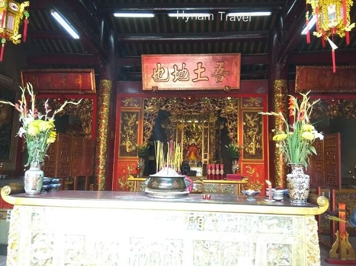 Ong Bon temple
