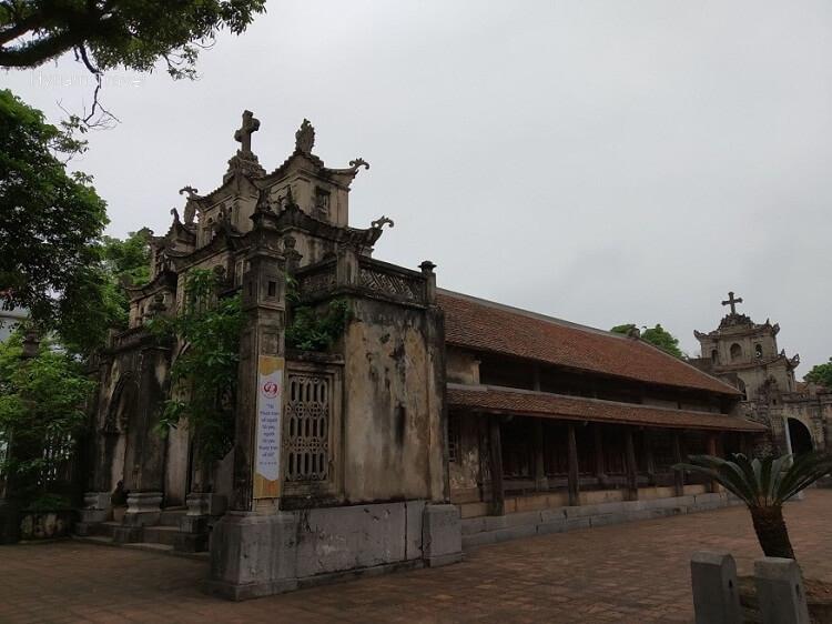 Phat Diem church Ninh Binh