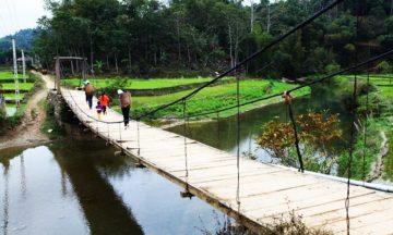 Pu luong day tour from Mai Chau