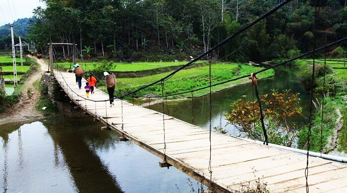 One day tour of the Pu Luong Nature Reserve from Mai Chau