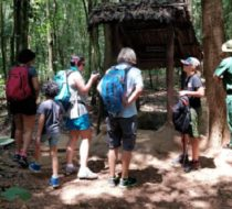 Southern Vietnam war history day tour