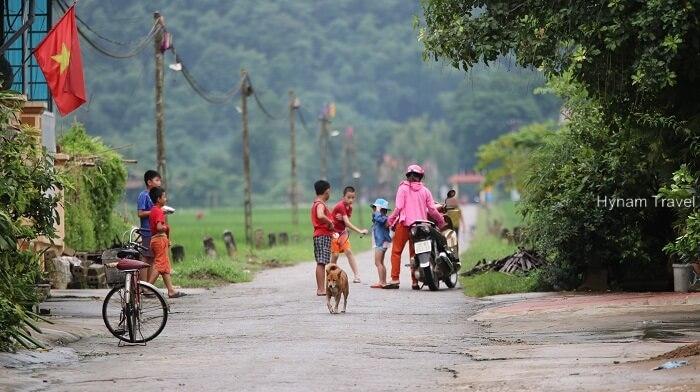 Mai Chau attractions