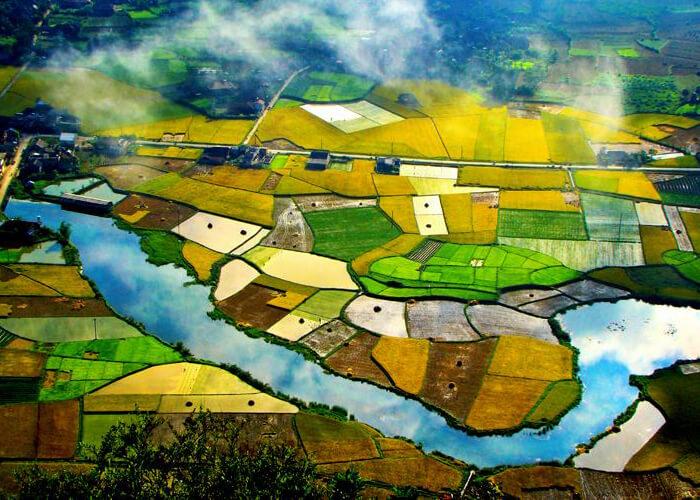 Bac Son valley Vietnam