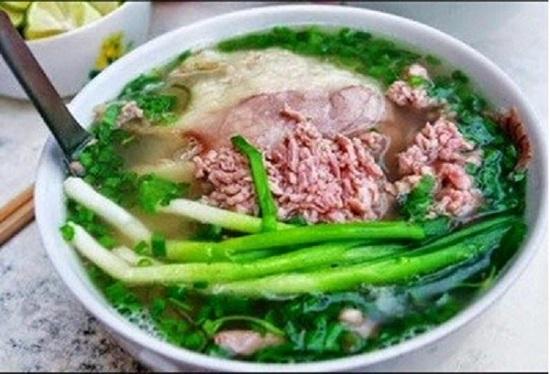 Ly Quoc Su noodle soup